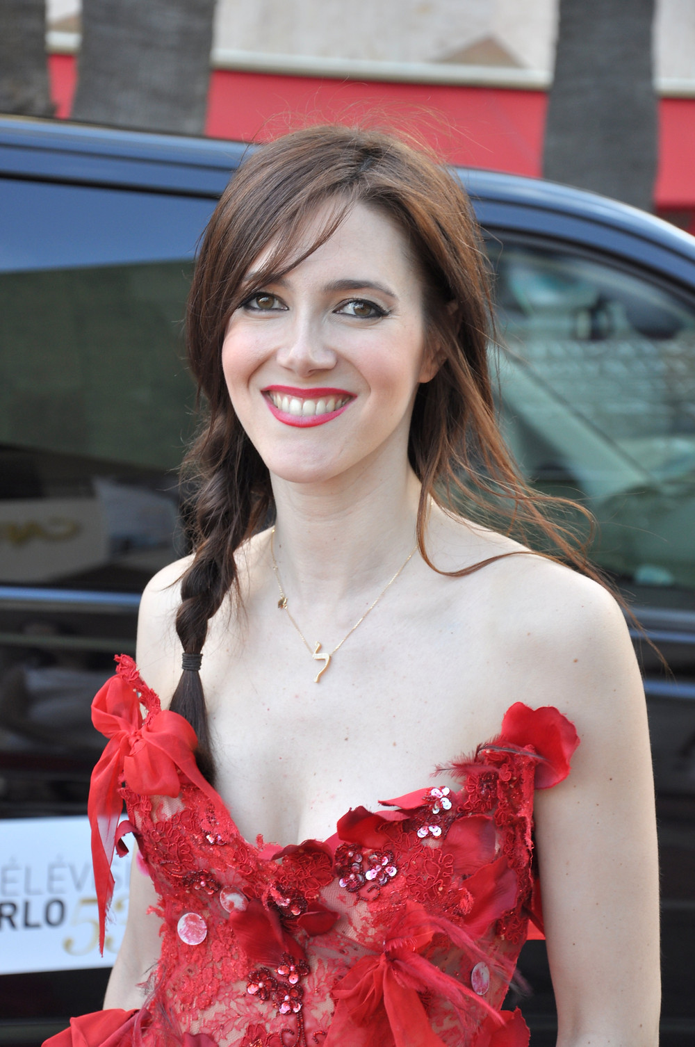 Sandra Lou, actrice, animatrice et productrice