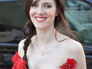 Sandra Lou, présidente du jury des Masters de Feu