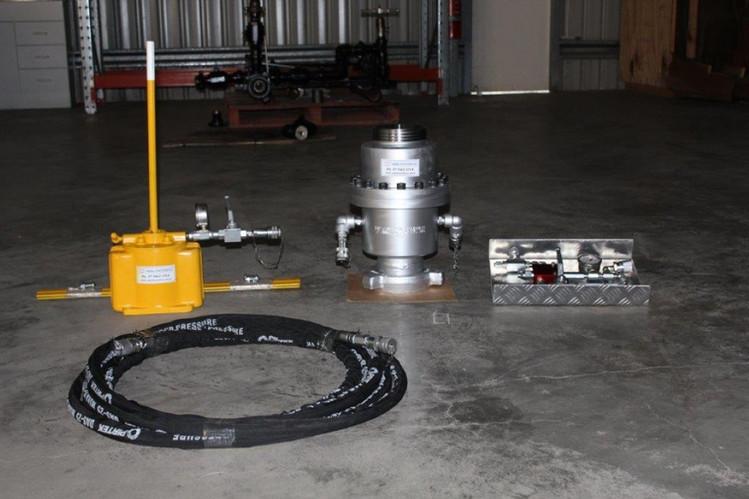 Basic 4 inch Diverter System