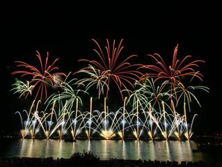 Les fêtes du 15 août illuminent les côtes Françaises