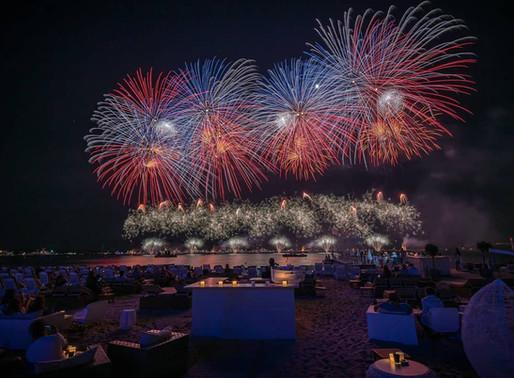 Les grandes compétitions de feu d'artifice à travers le monde