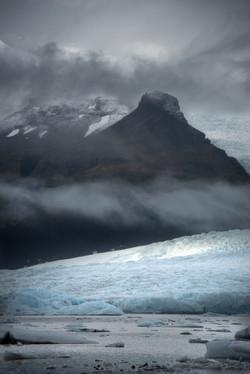 Fjallsárlón Glacier, 2017