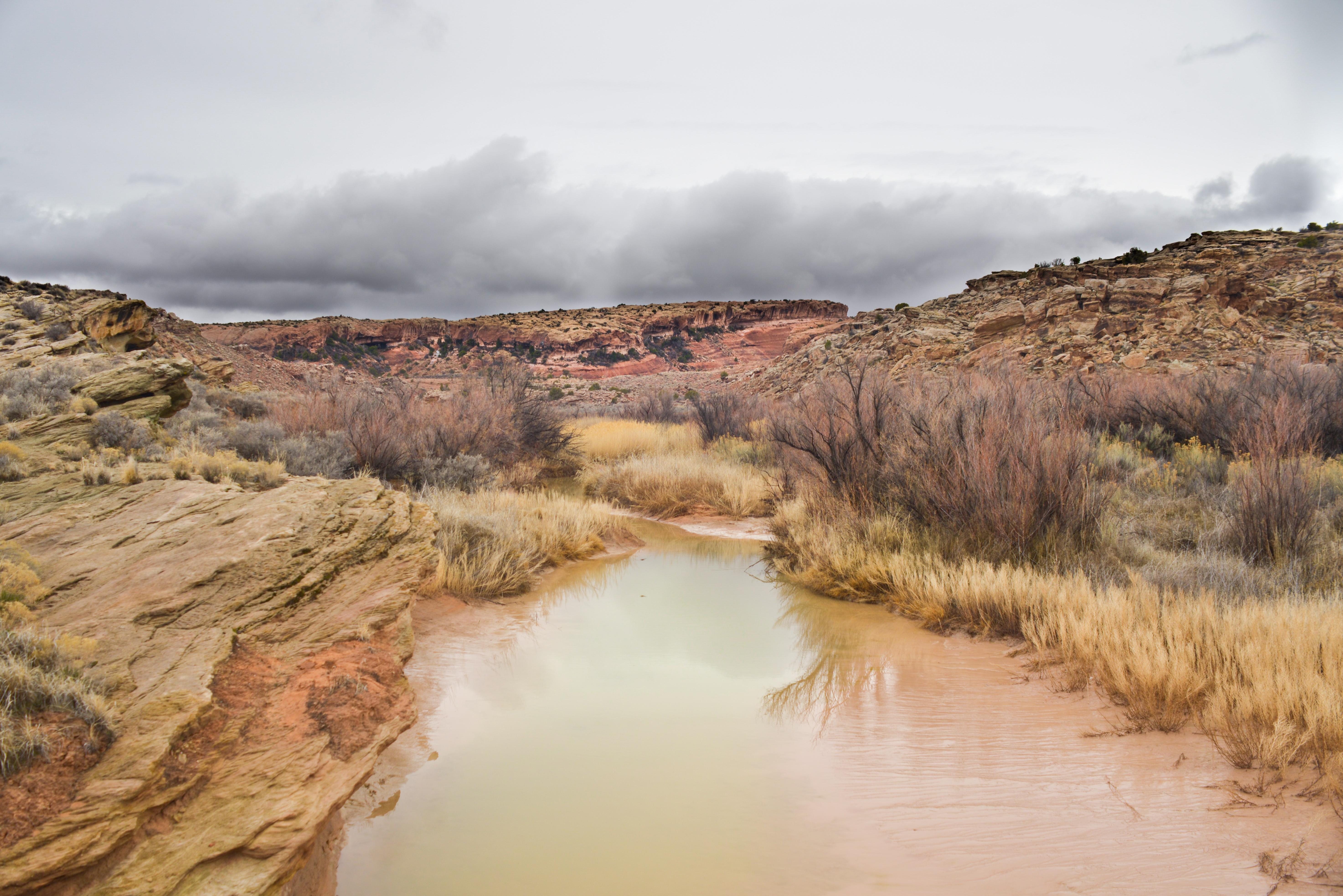Sandstone Landscape, 2017