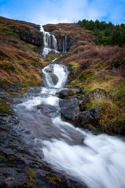 Ísafjörður Waterfall, 2017
