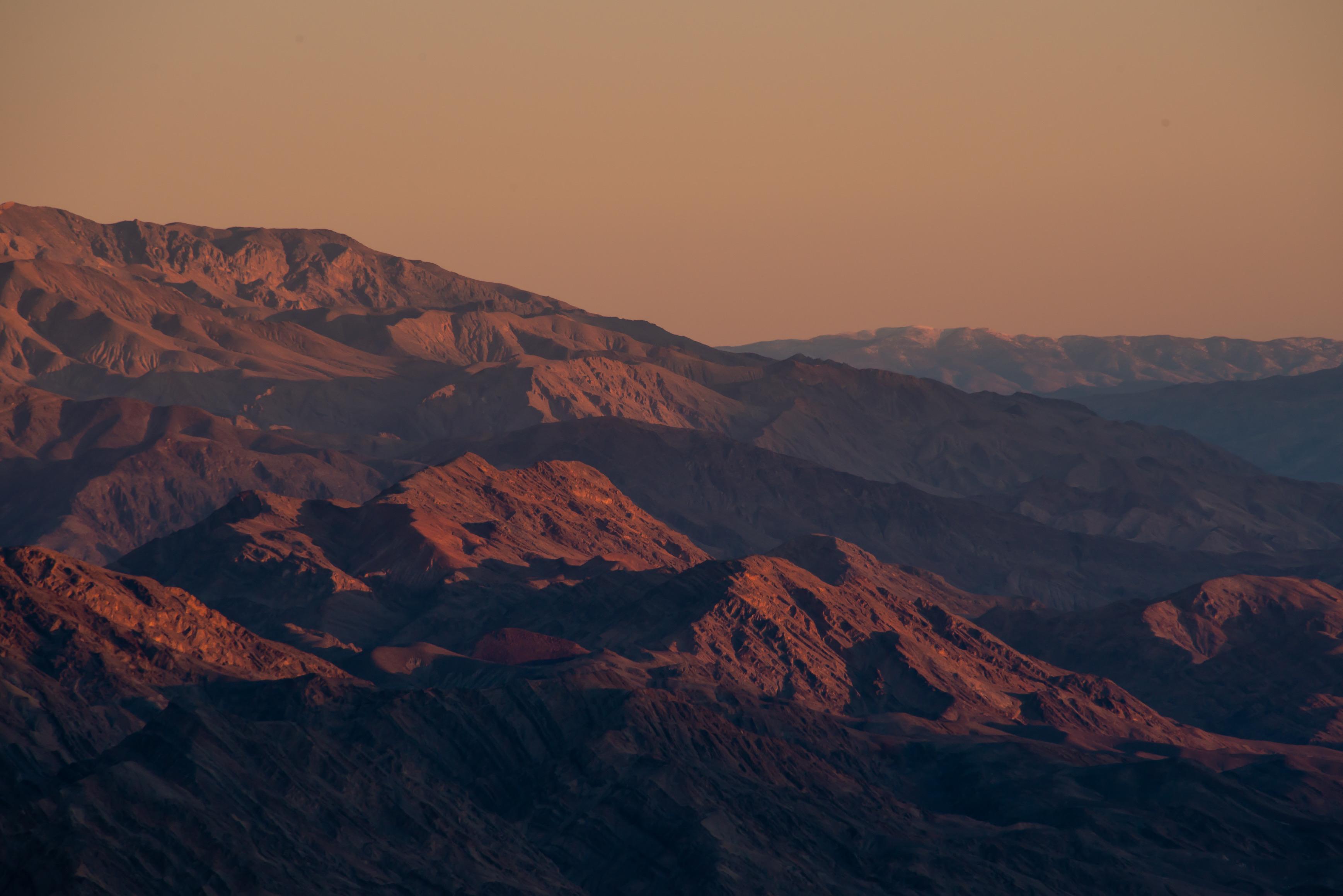 Death Valley Sunrise, 2018