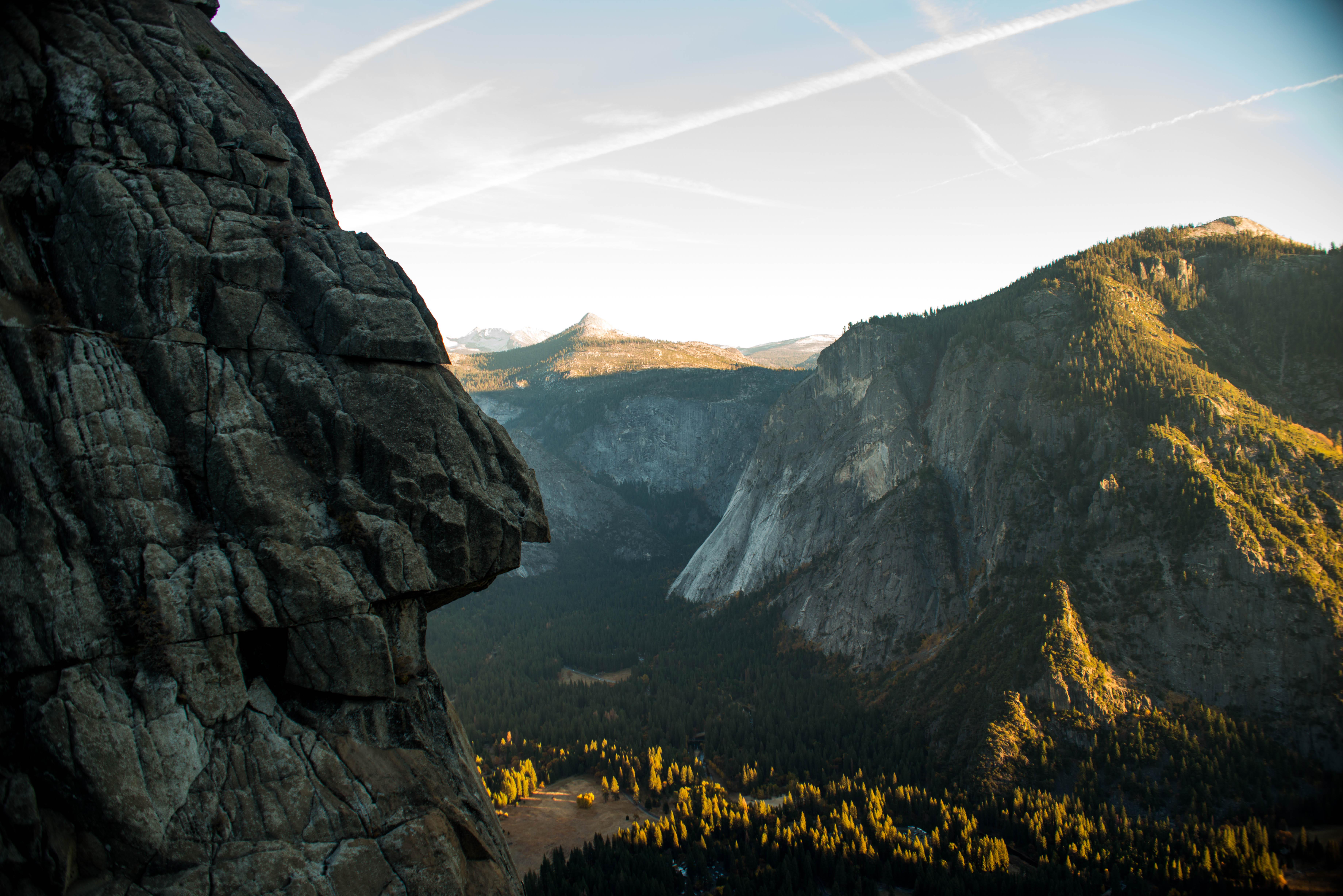 Upper Yosemite Falls Trail, 2015