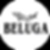Beluga logo circle
