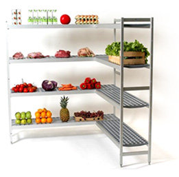 Cold-room shelving