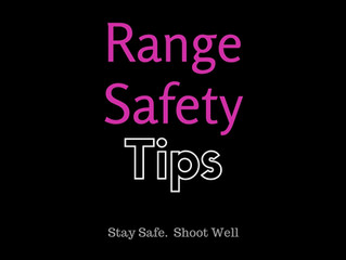 Safety Rules For Shooting at The Range