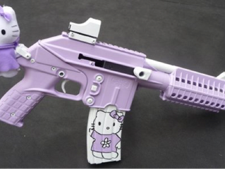 Handguns for Women – Part I:  Pink is the New Black