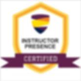 Instructor Presence Certified.jpg