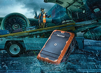 Aerolyte - Pelican Elite Luggage Cases - Watertight, Dustproof, Crushproof Luggage Cases