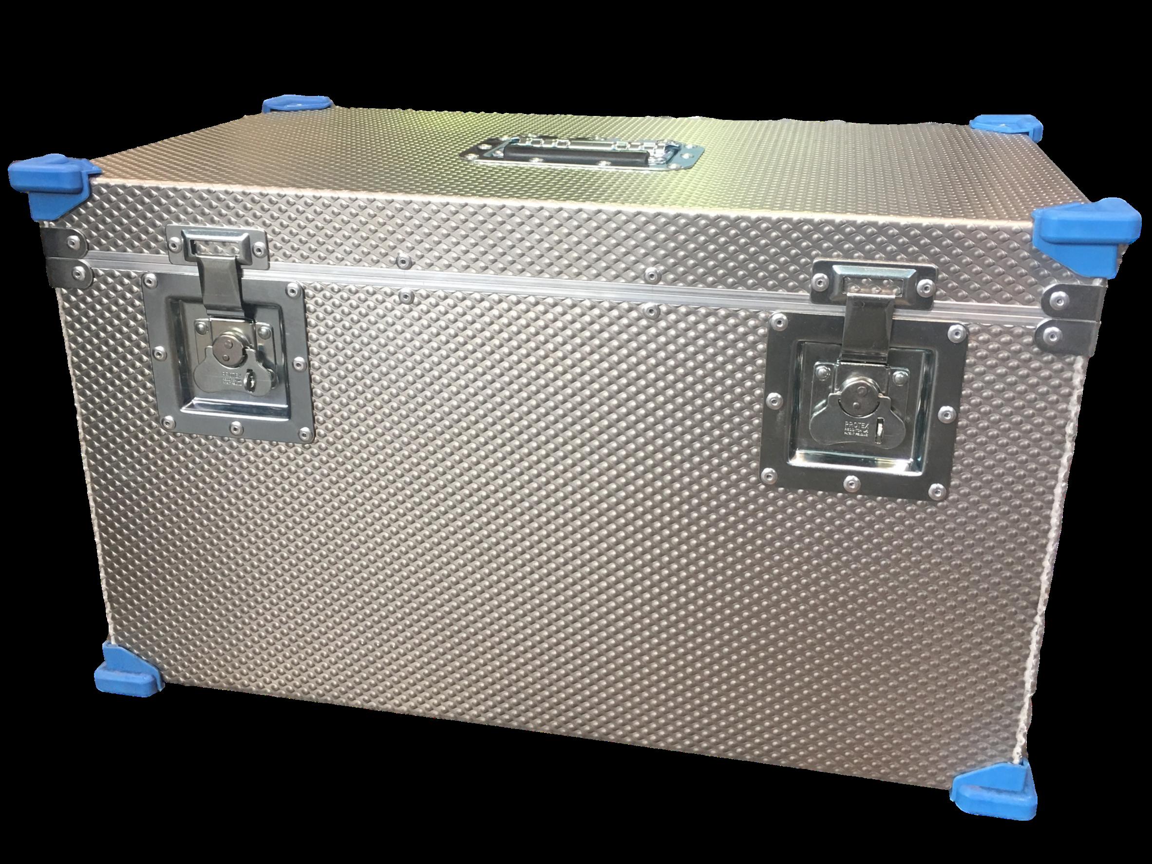 Welded Aluminium Camera Case