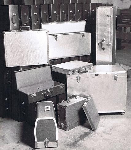 Aerolyte Custom Road, Flight, Transit & Equipment Cases - Est. 1972