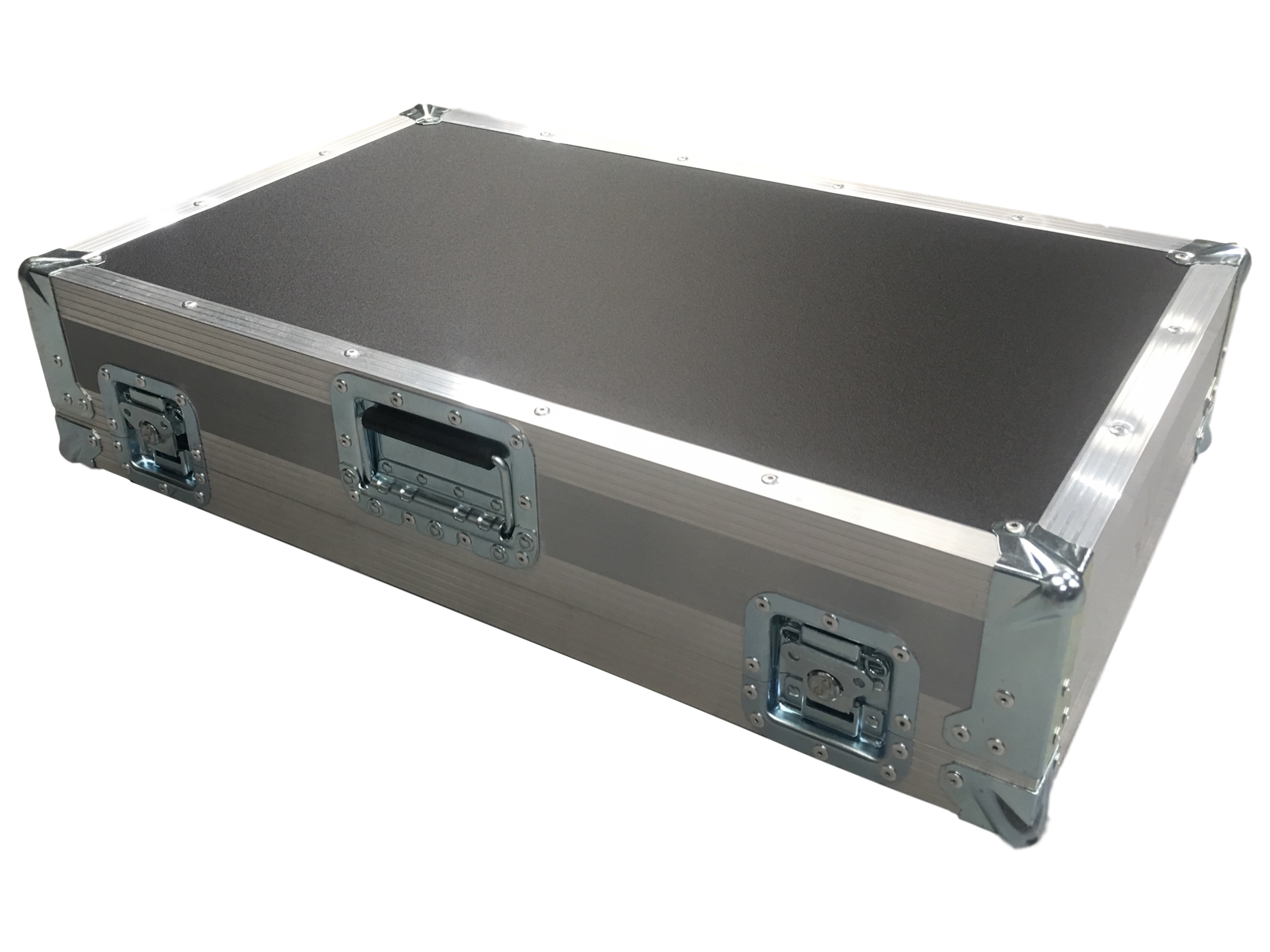 Extruded Console Case
