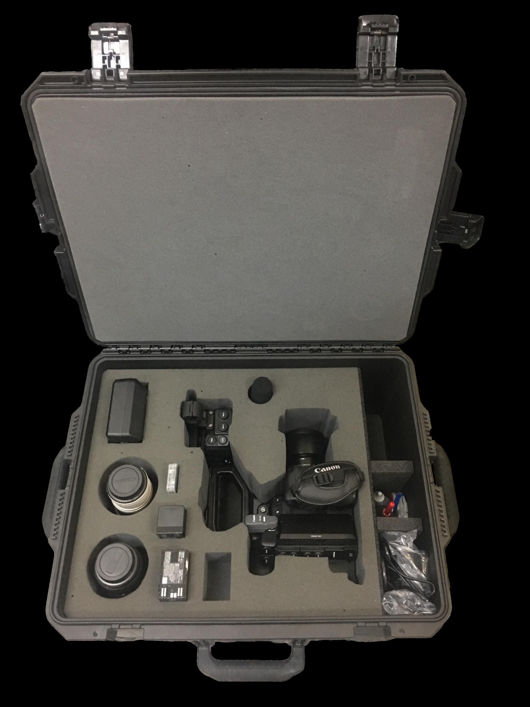 29-400 PU Camera Insert to suit Pelican-Storm iM2750