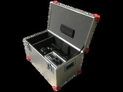 Rigidised Aluminium Camera Case
