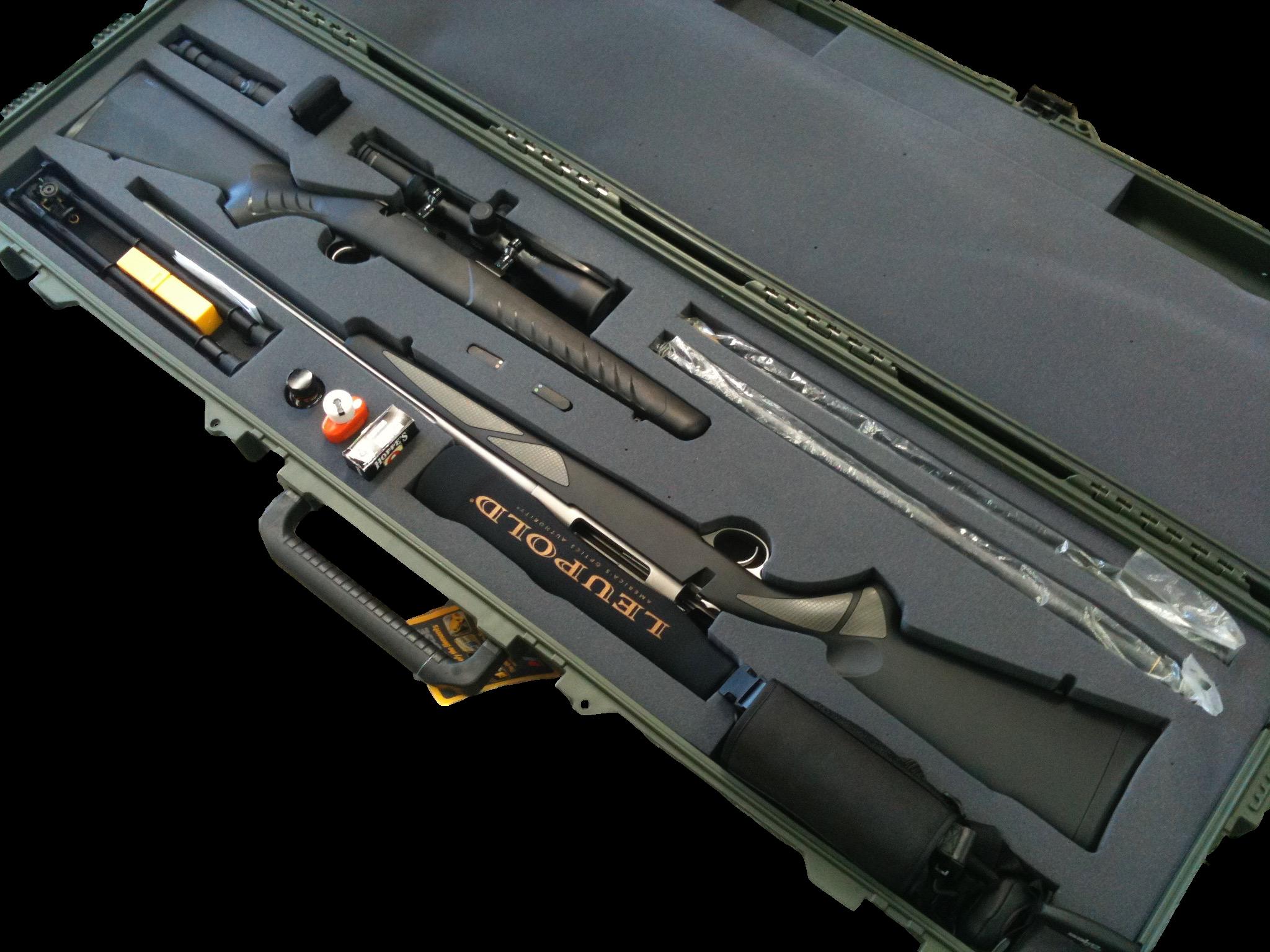 29-400 PU Rifle Case Insert