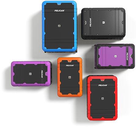 Aerolyte - Pelican Elite Luggage - Colours