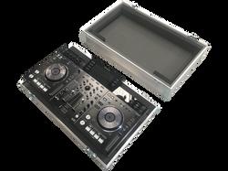 Extruded Console Case - Opne