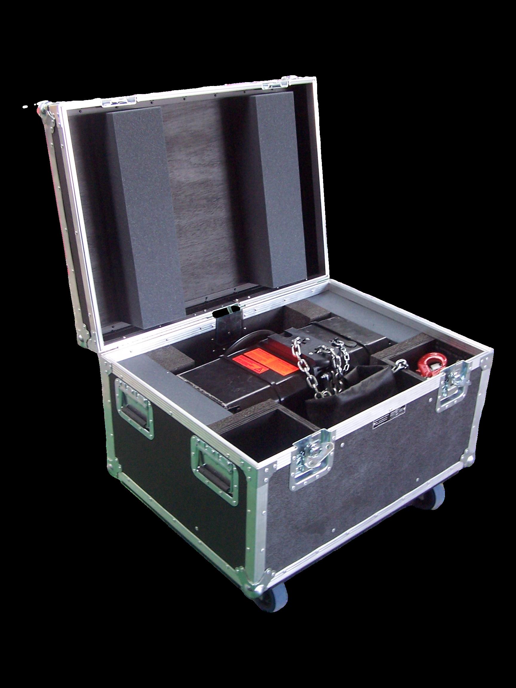 Heavy Duty Chain Motor Case