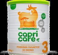 Capricare® 3 Ρόφημα γάλακτος σε σκόνη (400gr)