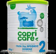 Capricare® 2 Γάλα 2ης βρεφικής ηλικίας (400gr)