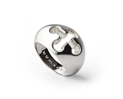 Balistraria Silver Ring