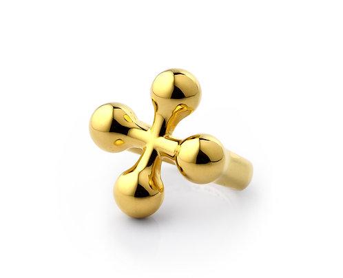 Lucky Clover Ring