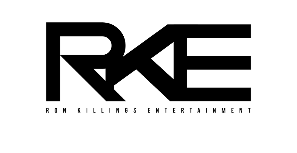 Ron Killings Entertainment Logo Design