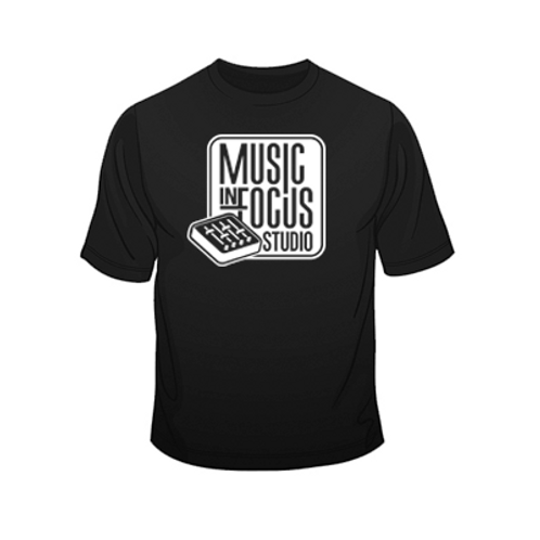 Music In Focus - T-Shirt