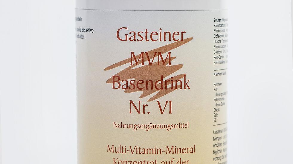 Gasteiner MVM-Basendrink Nr. VI