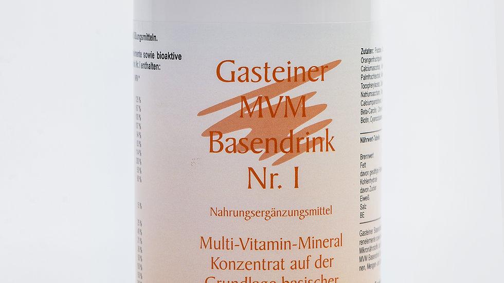 Gasteiner MVM-Basendrink Nr. I