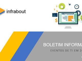 Boletim Informativo - Eventos de TI em 2018!