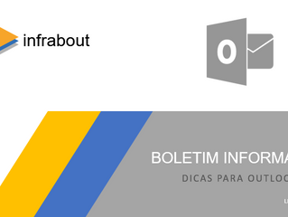 Boletim Informativo - Outlook!