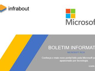 Boletim Informativo - Microsoft Tech