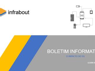 Boletim Informativo - O impacto do 5G em nossas vidas!