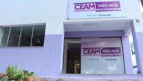 Três Rios inaugura Centro Especializado de Atendimento à Mulher