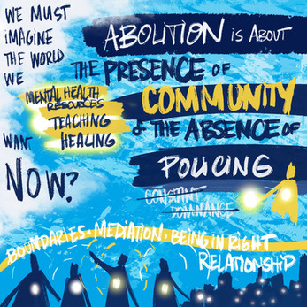 adrienne maree brown and angela davis visual notes