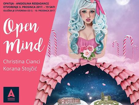 OPEN MIND - Exhibition