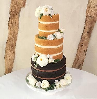 Ombre Wedding Cake Maker Suffolk