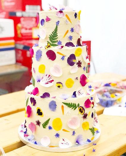 Petal Wedding Cakes Maker Suffolk