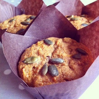 Healthy Mini Moo Muffins