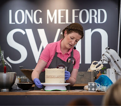 Baking and Cake Decorating Courses Suffolk Essex