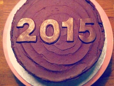 The Great Baking Calendar. Cake Dates for 2015