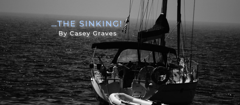...THE SINKING