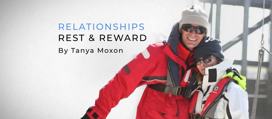 RELATIONSHIPS, REST, & REWARD