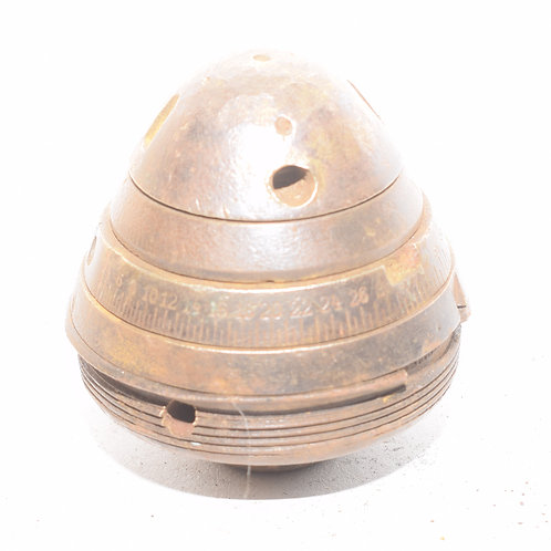 WW1 Austrian M10 fuze for 10cm Shrapnel Shells