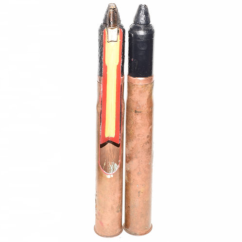 CUTAWAY Russian WW2 45mm HE Round for Mod 1937 cannon