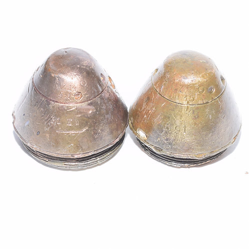 German WW1 KZ14 impact fuze for 77mm HE and Gas Shells